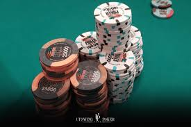 Poker Tournaments - Up and Down and Dirty Deeds